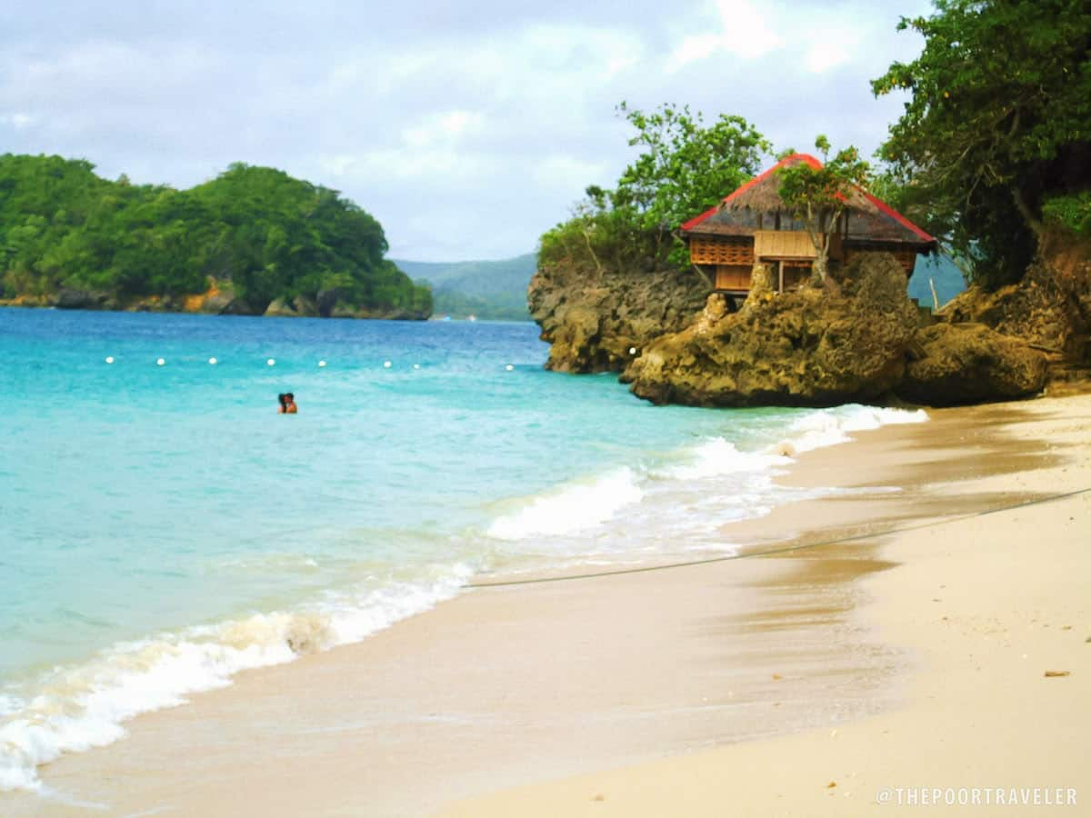 Alubihod Beach Finding Paradise In Guimaras Philippines The Poor Traveler Blog