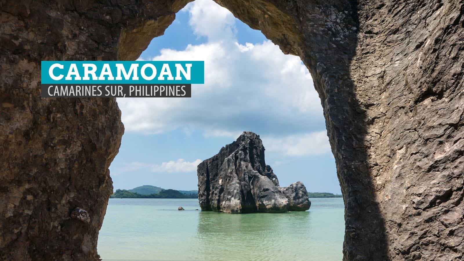 Island Hopping in Caramoan: Camarines Sur, Philippines