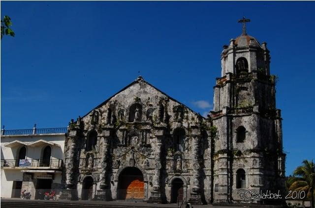 DARAGA CHURCH: Albay, Philippines