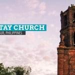 Bantay Church and Belfry: Ilocos Sur, Philippines