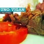 Cafe Uno: Where to Eat in Vigan, Ilocos Sur