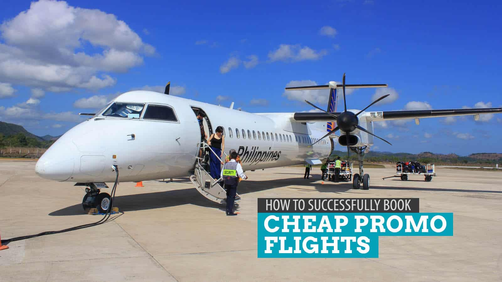 How to Book Promo Flights