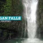 Kabigan Falls: Pagudpud, Ilocos Norte, Philippines