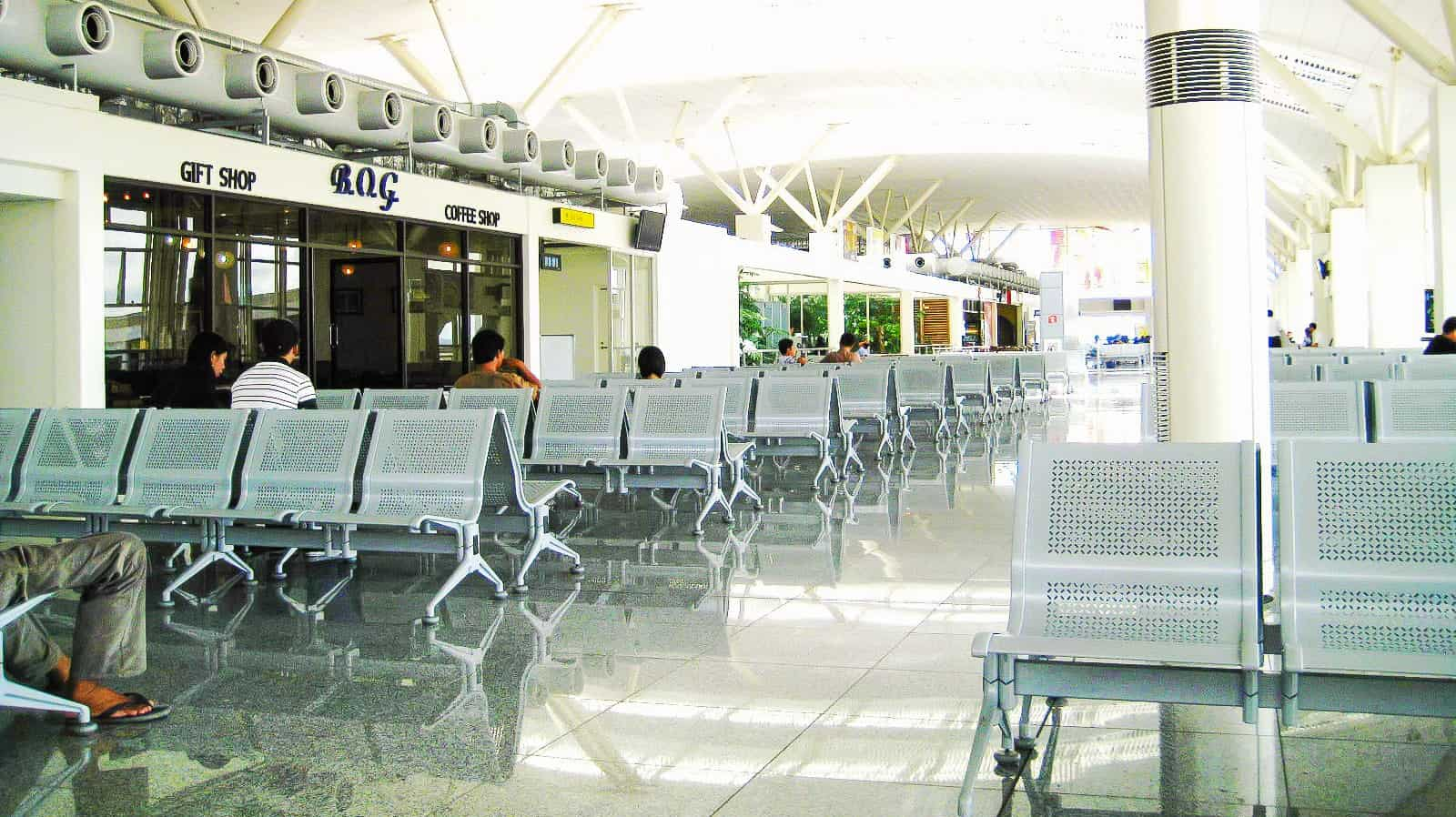 Iloilo International Airport, Philippines