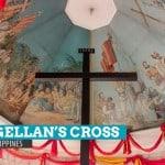 Magellan's Cross in Cebu City, Philippines