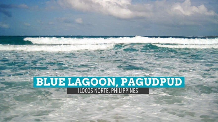 Blue Lagoon at Maira-ira Point: Pagudpud, Ilocos Norte, Philippines
