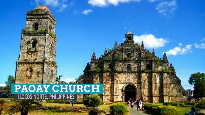 Paoay Church: A UNESCO Heritage Site in Ilocos Norte, Philippines