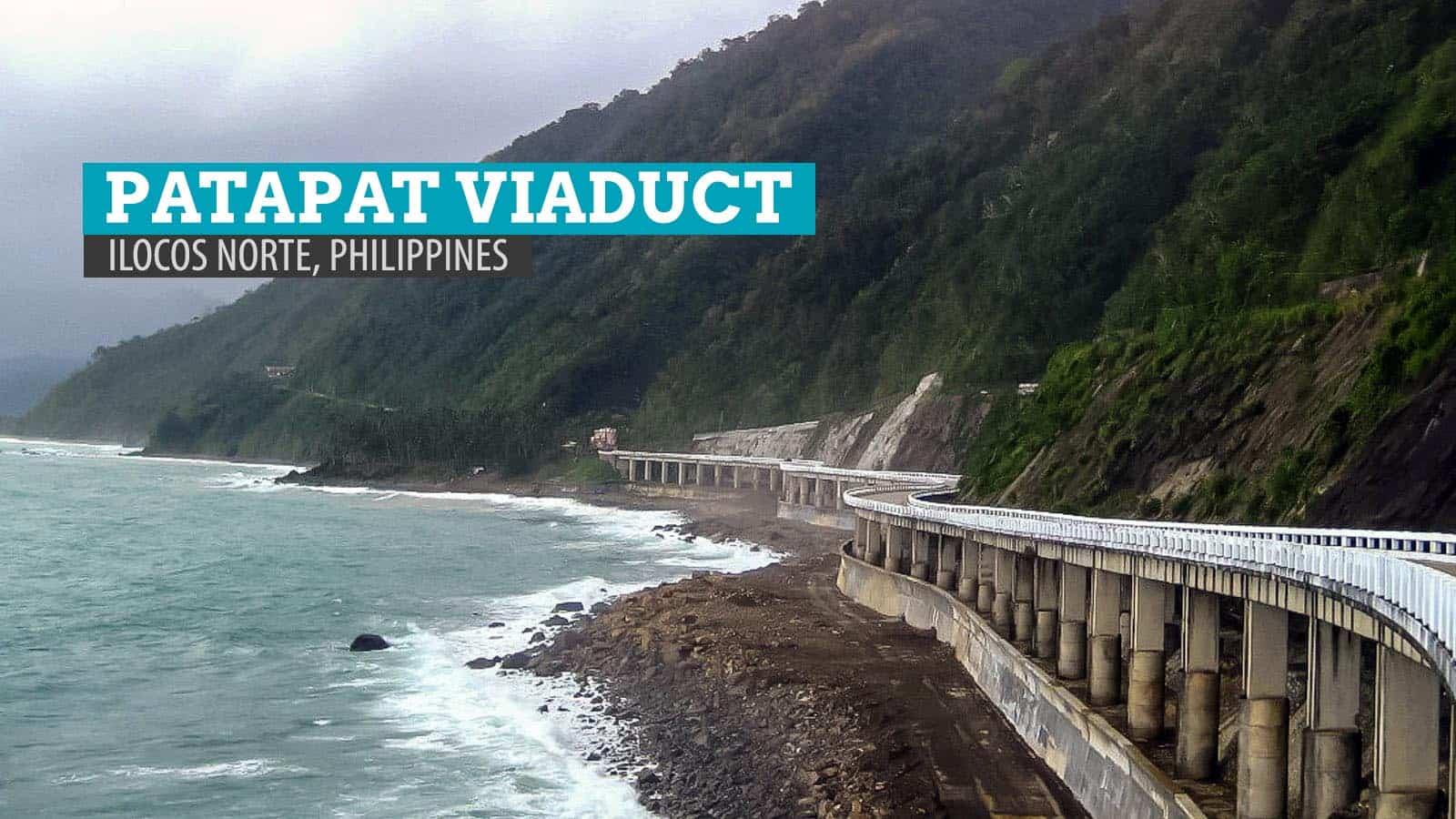Patapat Viaduct: Pagudpud, Ilocos Norte, Philippines