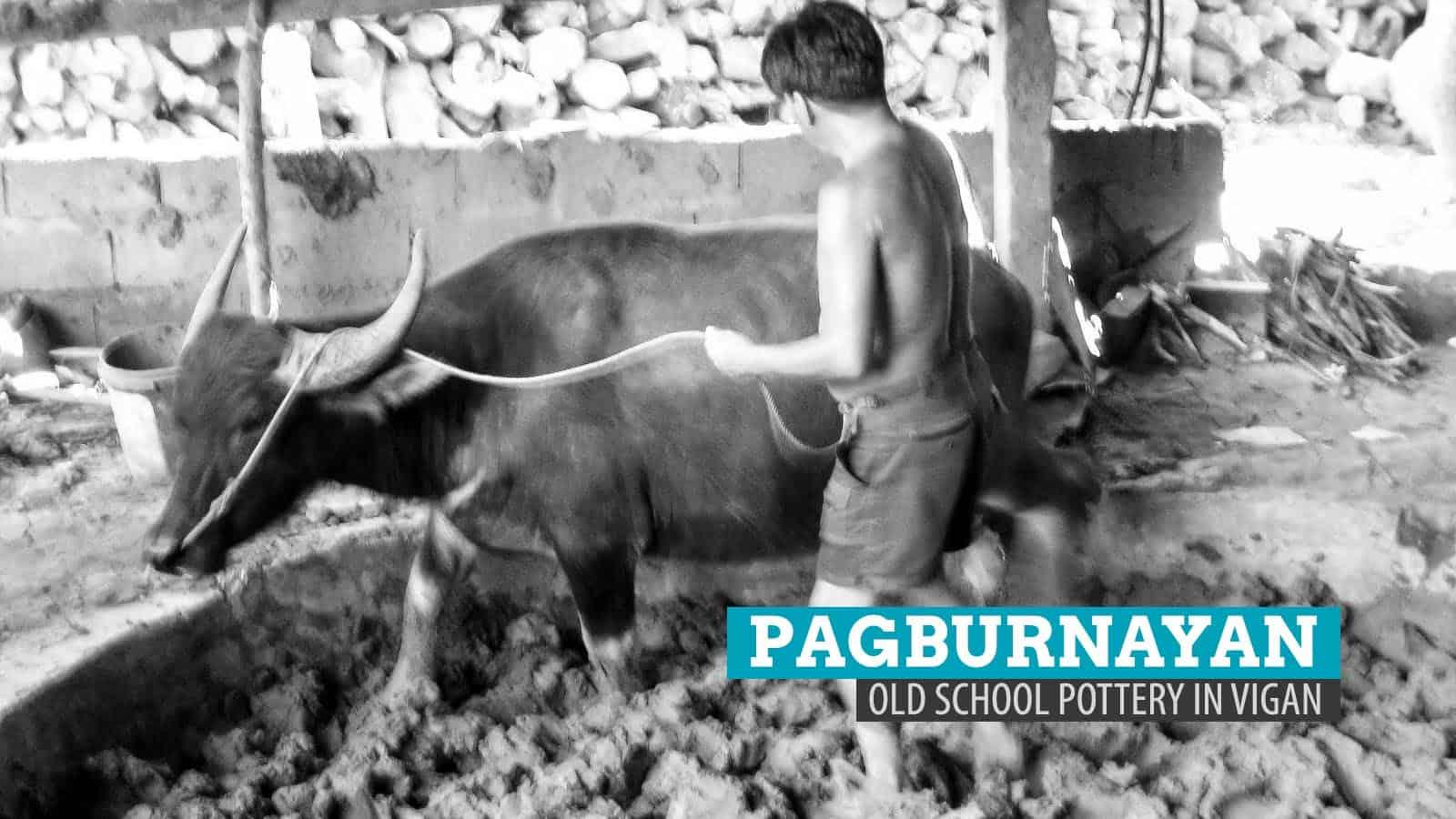 Pagburnayan: Old School Pottery in Vigan, Ilocos Sur, Philippines