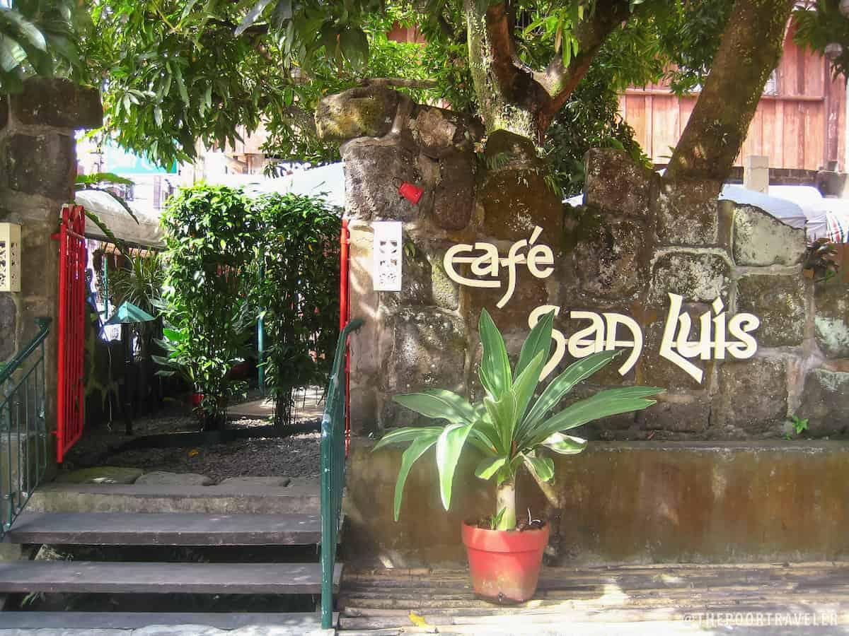 lucban cafe san luis