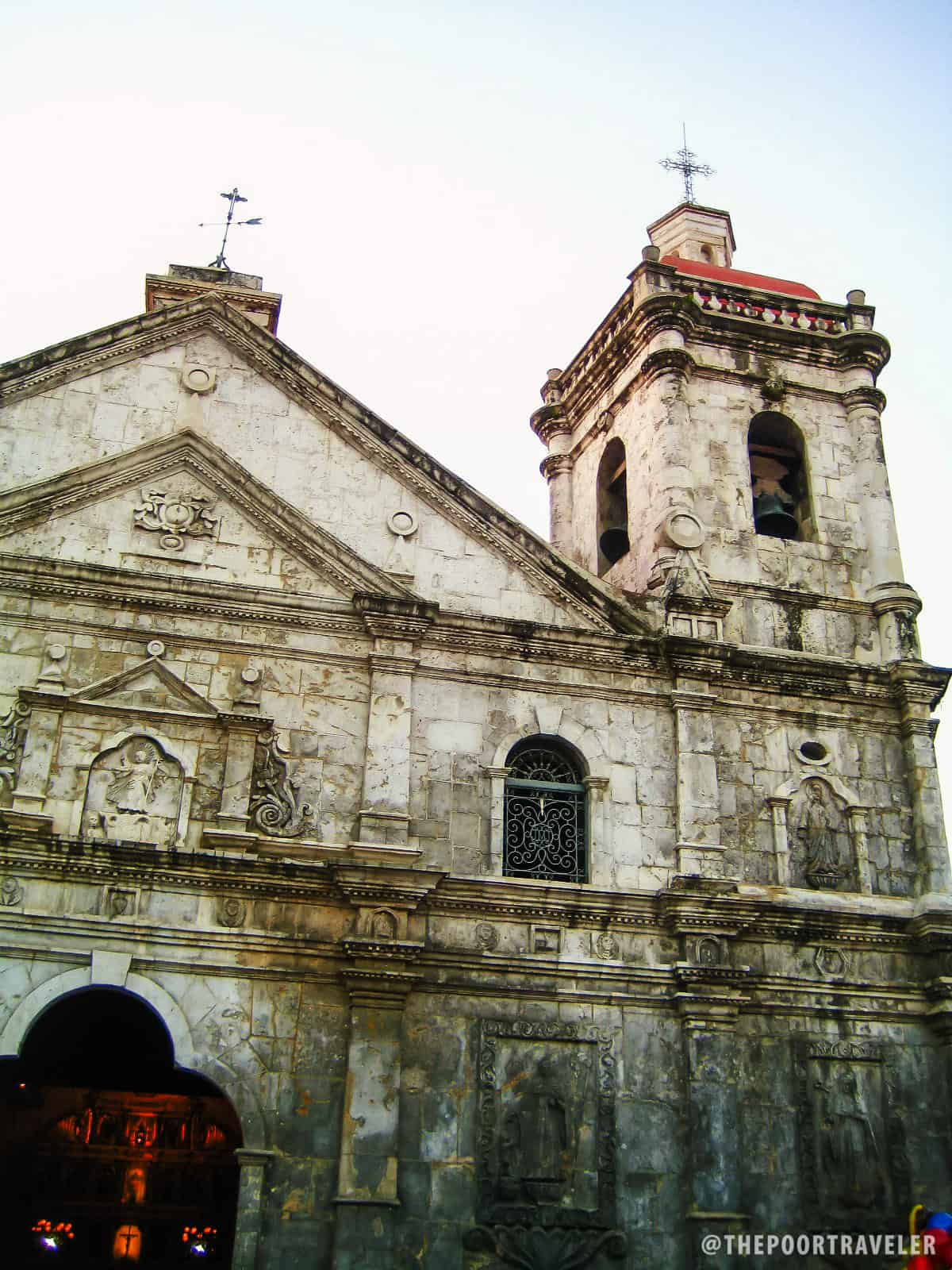 santo nino church in cebu