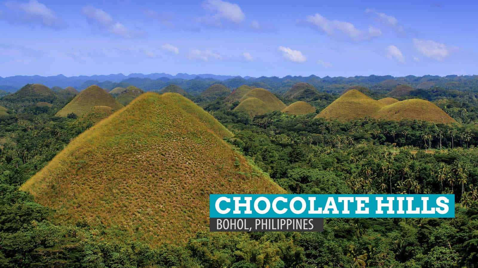 The Chocolate Hills: Tales of the Giants of Bohol, Philippines