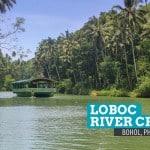 Loboc River Cruise, Bohol: Peculiar Bridge and Lunch Binge