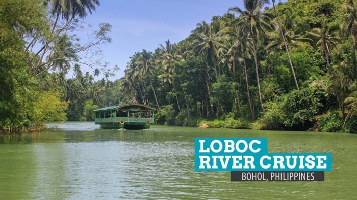 Loboc River Cruise, Bohol: Peculiar Bridge and Lunch Binge