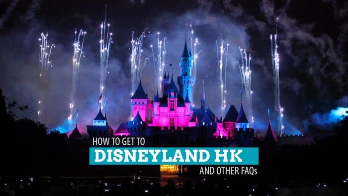 TSIM SHA TSUI to DISNEYLAND HONG KONG by MTR