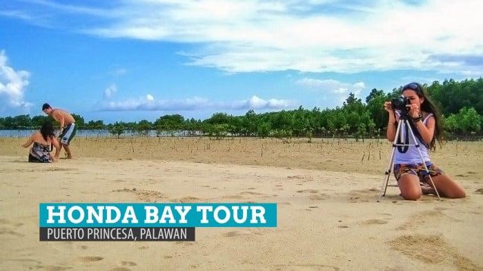 Honda Bay Island Hopping Tour: Puerto Princesa, Palawan