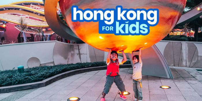 10 Kid-Friendly Places to Visit in HONG KONG