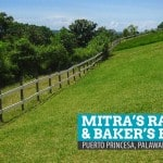 Mitra's Ranch and Baker's Hill: Puerto Princesa, Palawan, Philippines