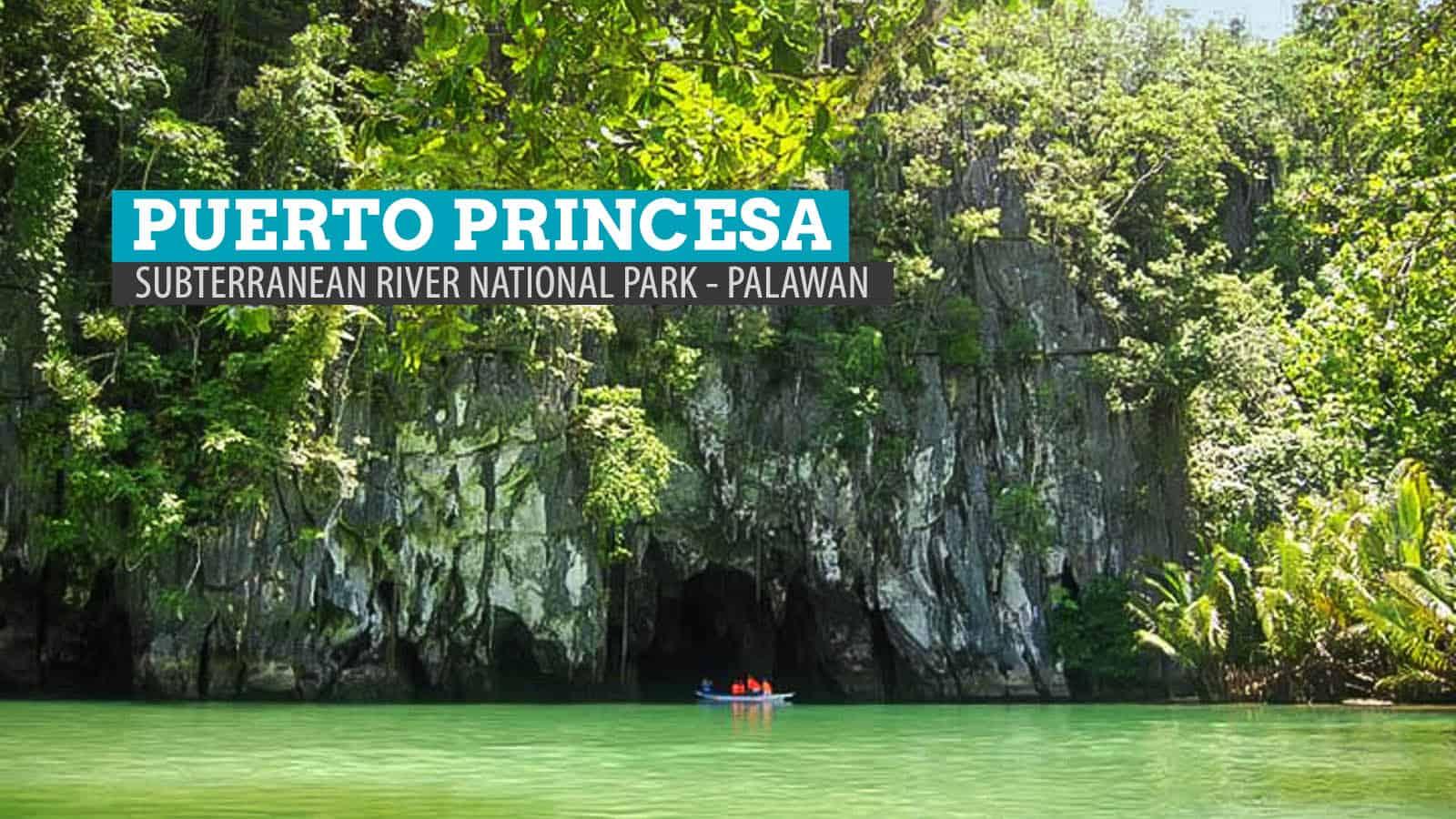 Puerto Princesa Subterranean River National Park A World