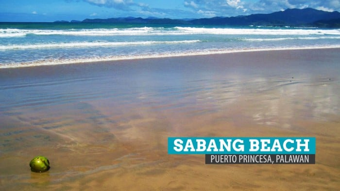 Sabang Beach: A Playful Day in Puerto Princesa, Palawan, Philippines