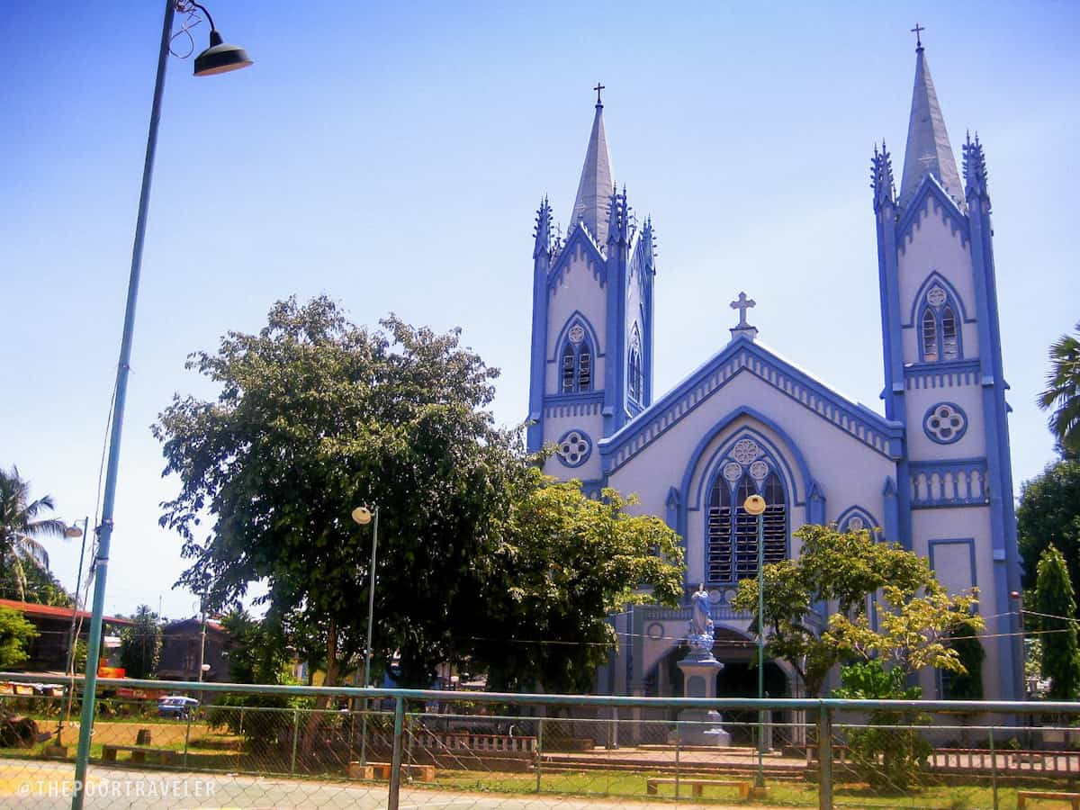 immaculate conception cathedral puerto princesa