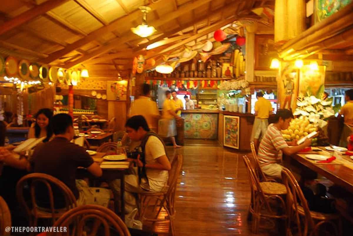 Ka lui restaurant where to eat in puerto princesa for The restaurant