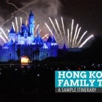 Hong Kong Family Trip: Summary, Itinerary and Budget
