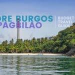 Borawan Beach and Dampalitan Island: Budget Travel Guide