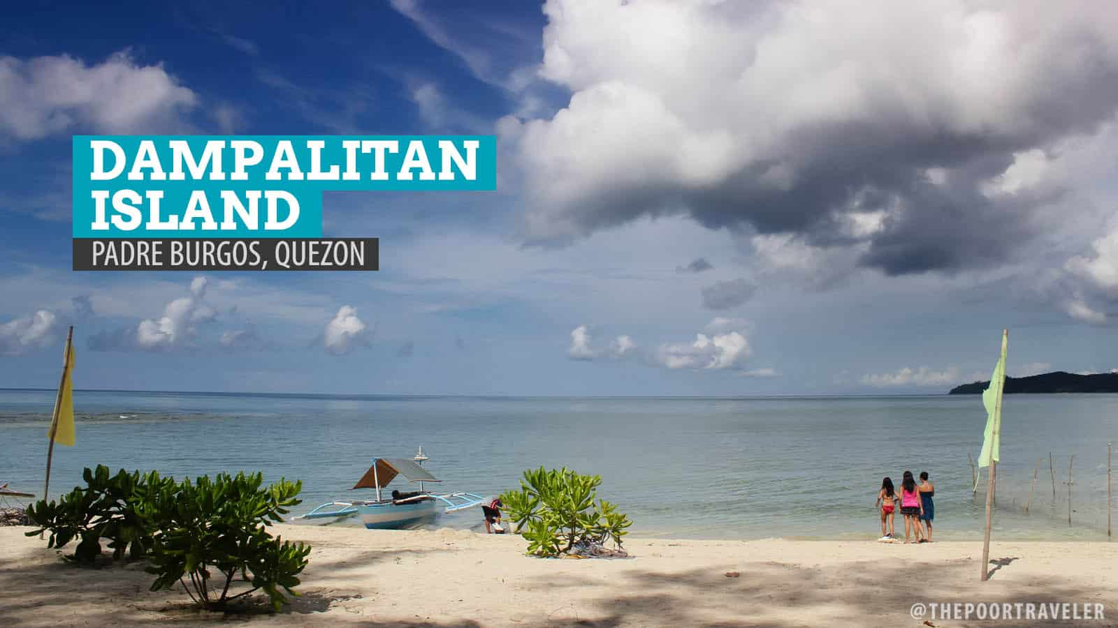 DAMPALITAN ISLAND: Overnight Camping in Padre Burgos, Quezon
