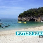 Puting Buhangin Beach and Kuwebang Lampas: Pagbilao, Quezon
