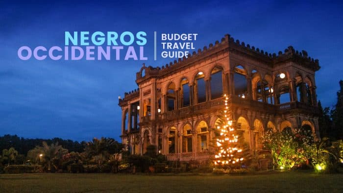 Bacolod and Negros Occidental: Budget Travel Guide