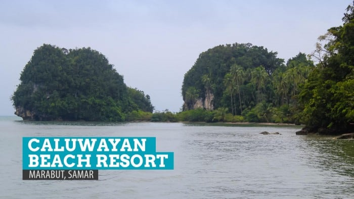 Caluwayan Palm Island Beach Resort: Where to Stay in Marabut, Samar
