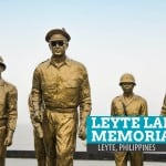 LEYTE LANDING MEMORIAL: MacArthur Park in Palo, Leyte, Philippines