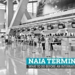 NAIA TERMINAL 3 GUIDE: What to Do Before an International Flight