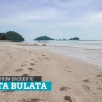 How to Get to Punta Bulata and Danjugan Island, Negros Occidental, Philippines
