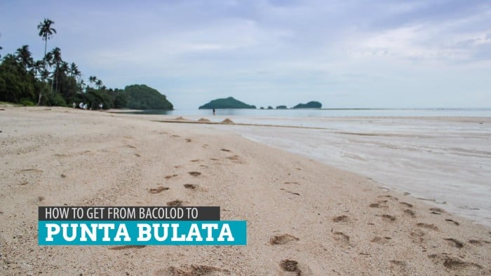 How to Get to Punta Bulata and Danjugan Island, Cauayan, Negros Occidental, Philippines
