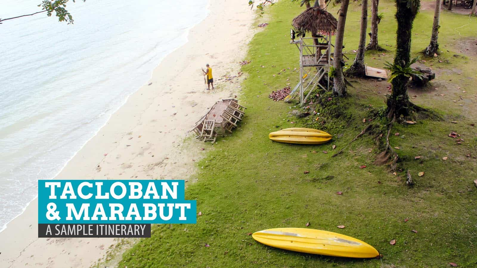 Planning a Tacloban – Marabut Trip – Philippines