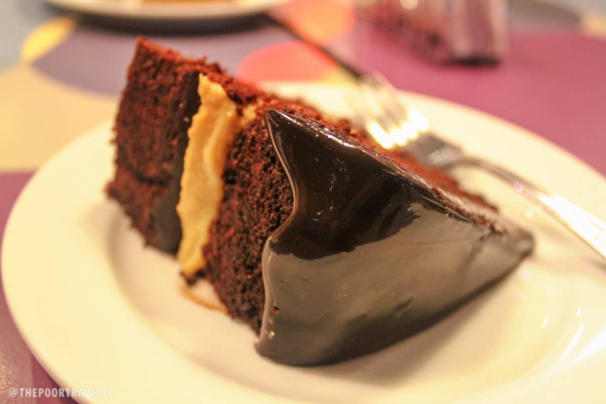 calea chocolate cake CAKE RUSH