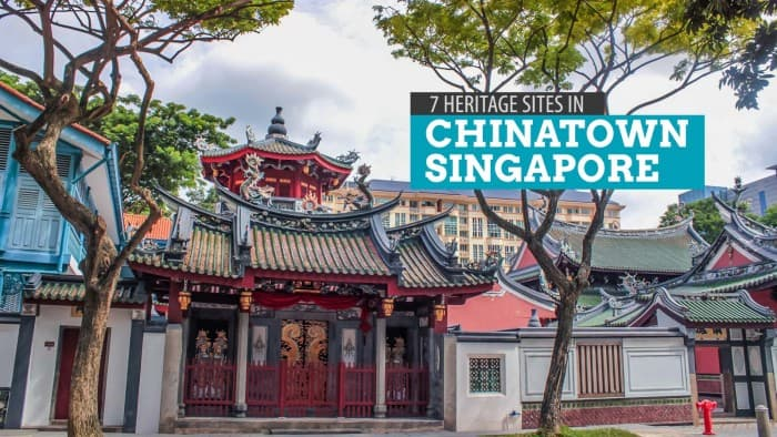 7 Heritage Sites in Chinatown Singapore: A DIY Walking Tour (Updated: 2014)