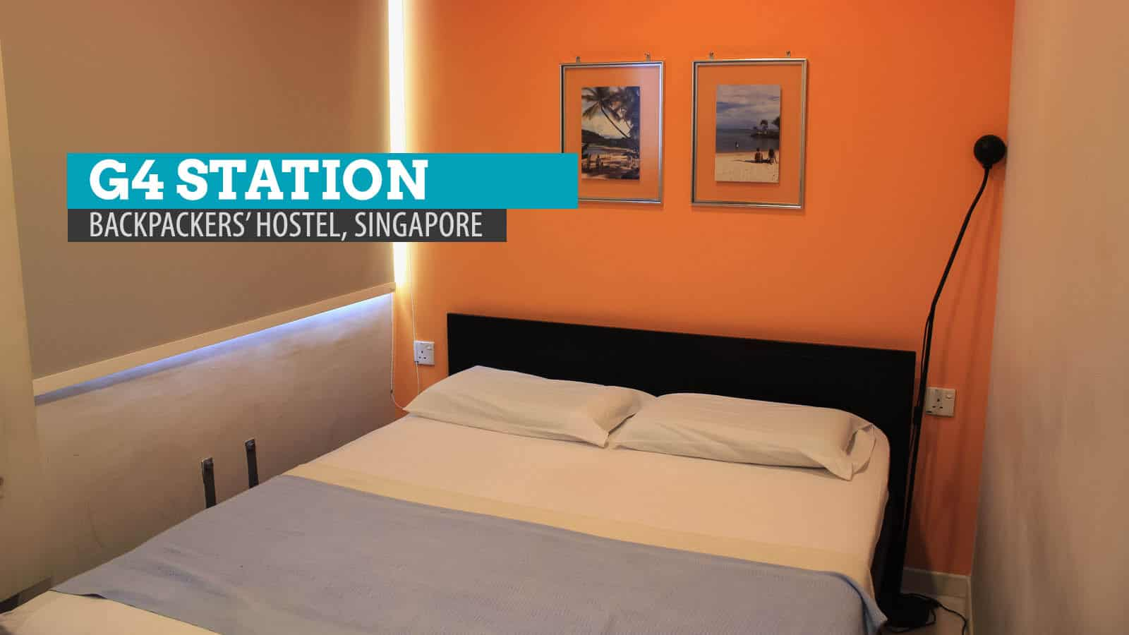 G4 Station Backpackers' Hostel, Singapore