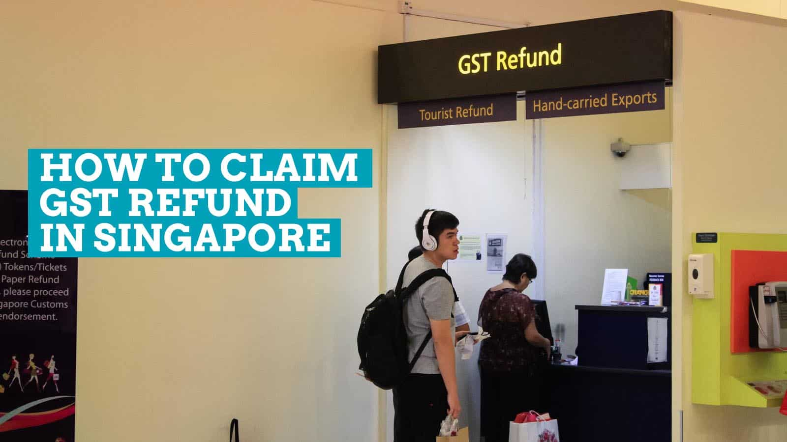 How to Claim GST Refund in Singapore
