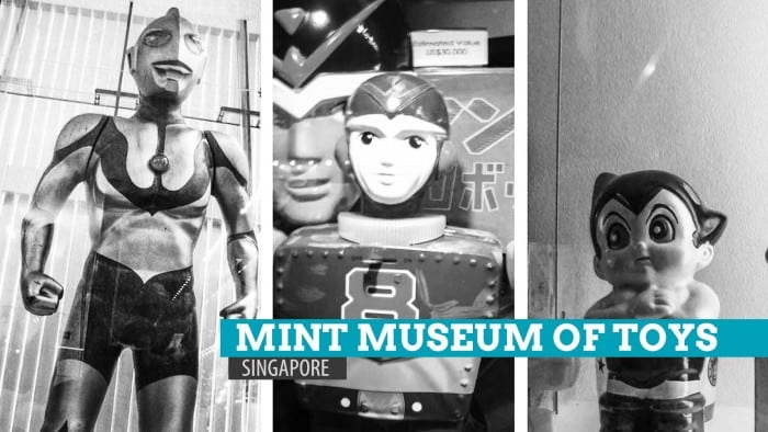 MINT Museum of Toys, Singapore
