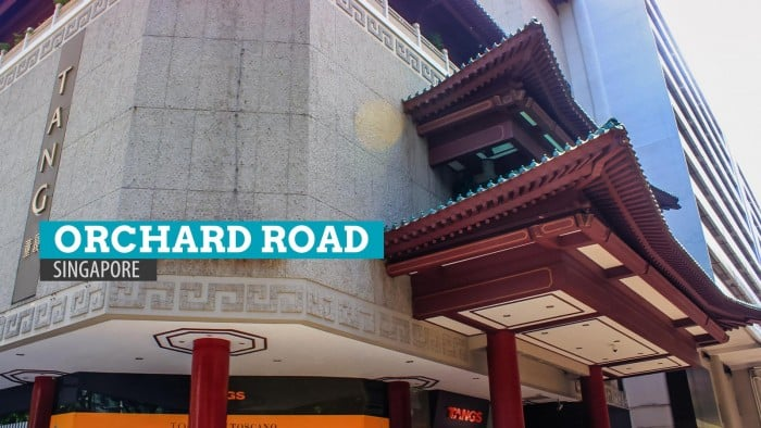 How to Get to ORCHARD ROAD from LITTLE INDIA or CHINATOWN by MRT