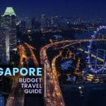 SINGAPORE: Budget Travel Guide (Updated 2014)
