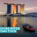 DIY SINGAPORE WALKING TOUR: Raffles Place to Gardens By the Bay