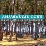 Anawangin Cove: Overnight Camping in Zambales, Philippines