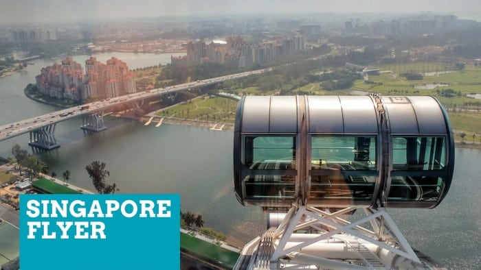 SINGAPORE FLYER: What to Expect