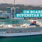 On Board the Superstar Virgo: Singapore-Kuala Lumpur Cruise