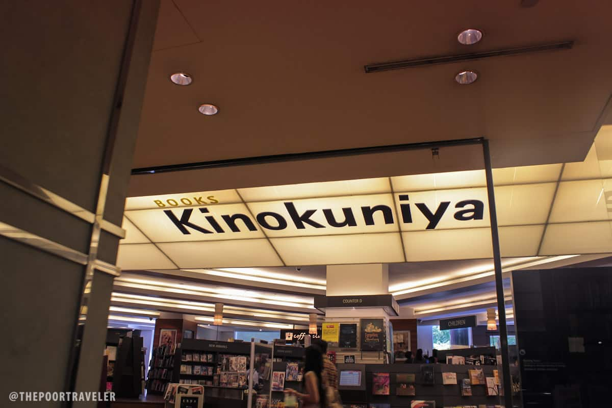 books kinokuniya singapore