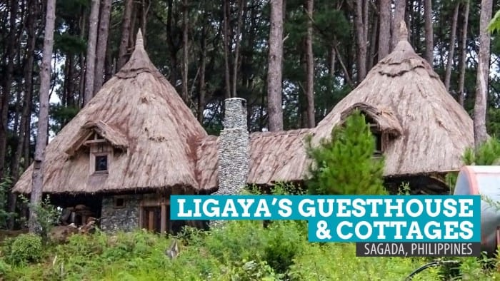 Ligaya's Guest House and Cottages: Where to Stay in Sagada, Philippines
